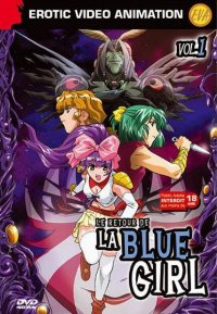 Le retour de La Blue Girl Vol.1